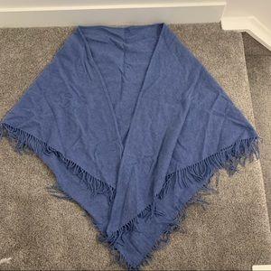 Aritzia Classic Wool Triangle Scarf